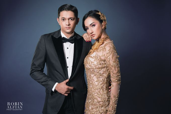 Andrew Andika And Tengku Dewi Putri by Robin Alfian Photography - 005
