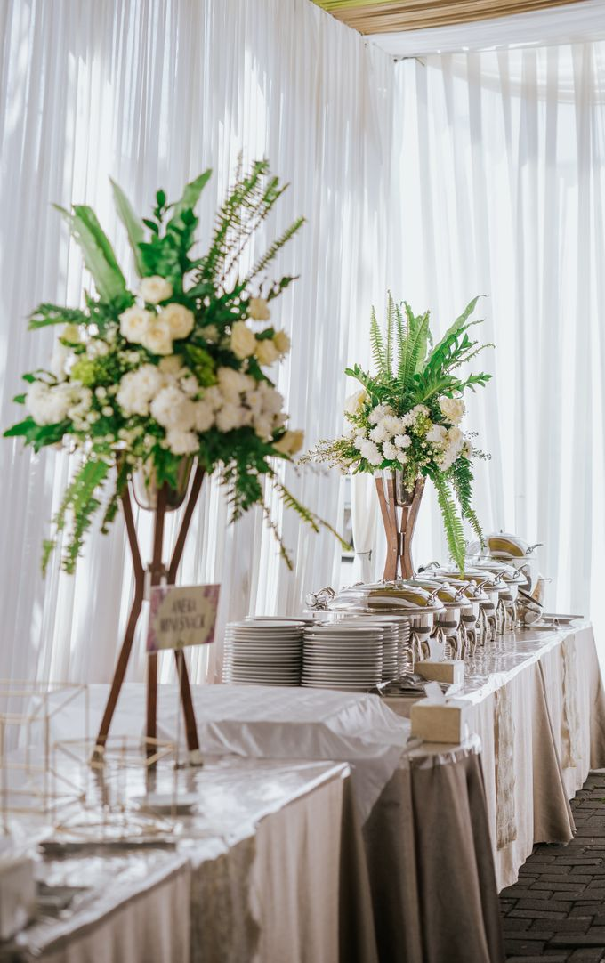Wedding of Widya & Dimmo by Minity Catering - 008