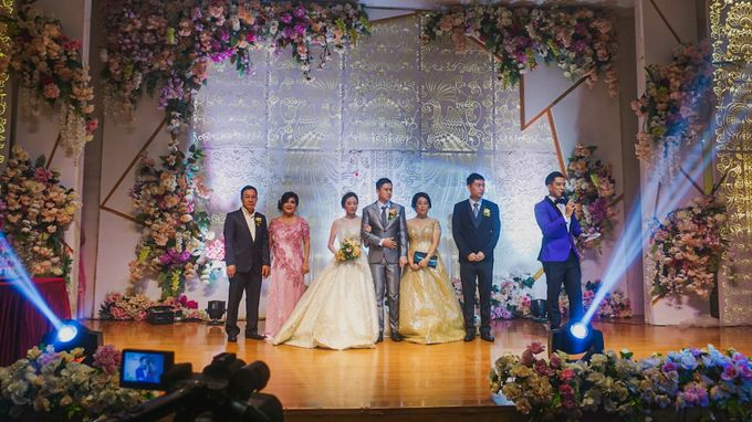 Wedding of WITO & VERA by Imperial Chinese Restaurant - 001