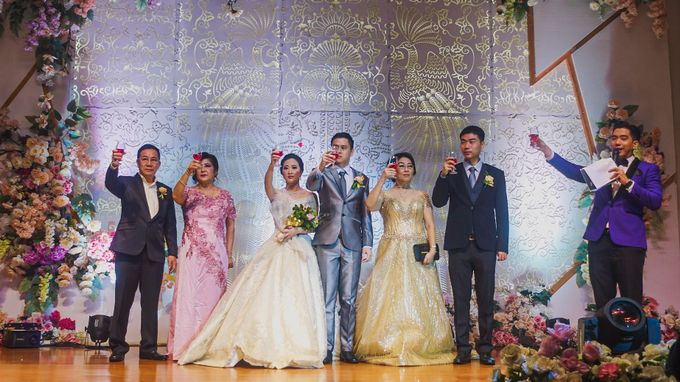 Wedding of WITO & VERA by Imperial Chinese Restaurant - 005