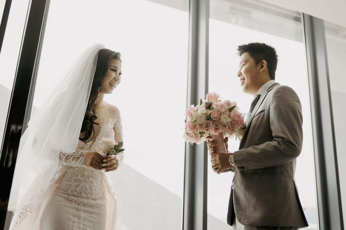 Wedding Day of Yanto & Marcella by KIN Moments - 031