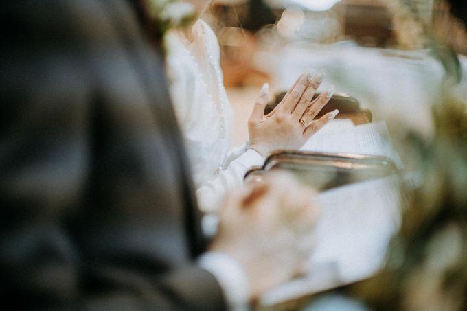 Ryan & Feli Wedding day by Keyva Photography - 018