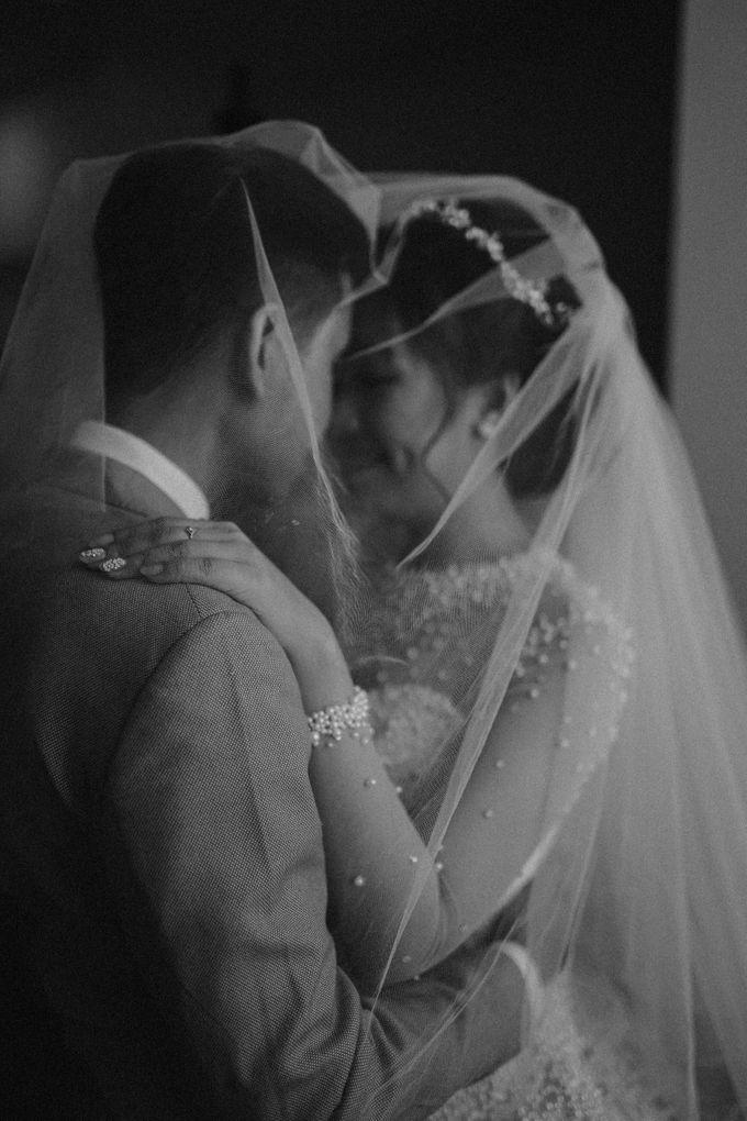 Wedding of Margaretha & Purwo Adi by Ariel Photography - 014