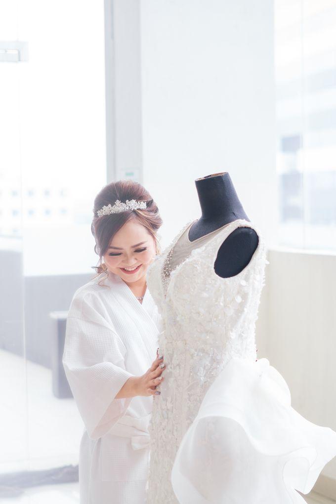 Intimate wedding chandra & lyana by Oscar Organizer - 001