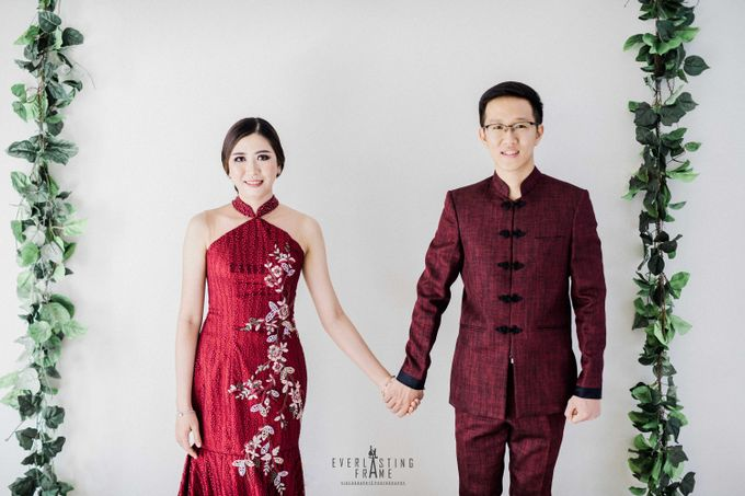 Yulius & Melisa Photo Studio by Everlasting Frame - 016