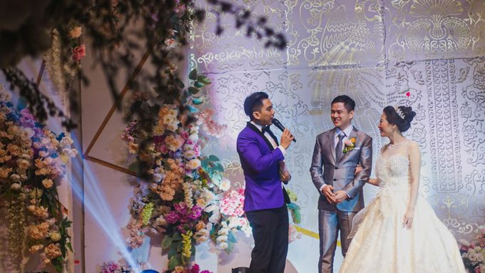 Wedding of WITO & VERA by Imperial Chinese Restaurant - 002