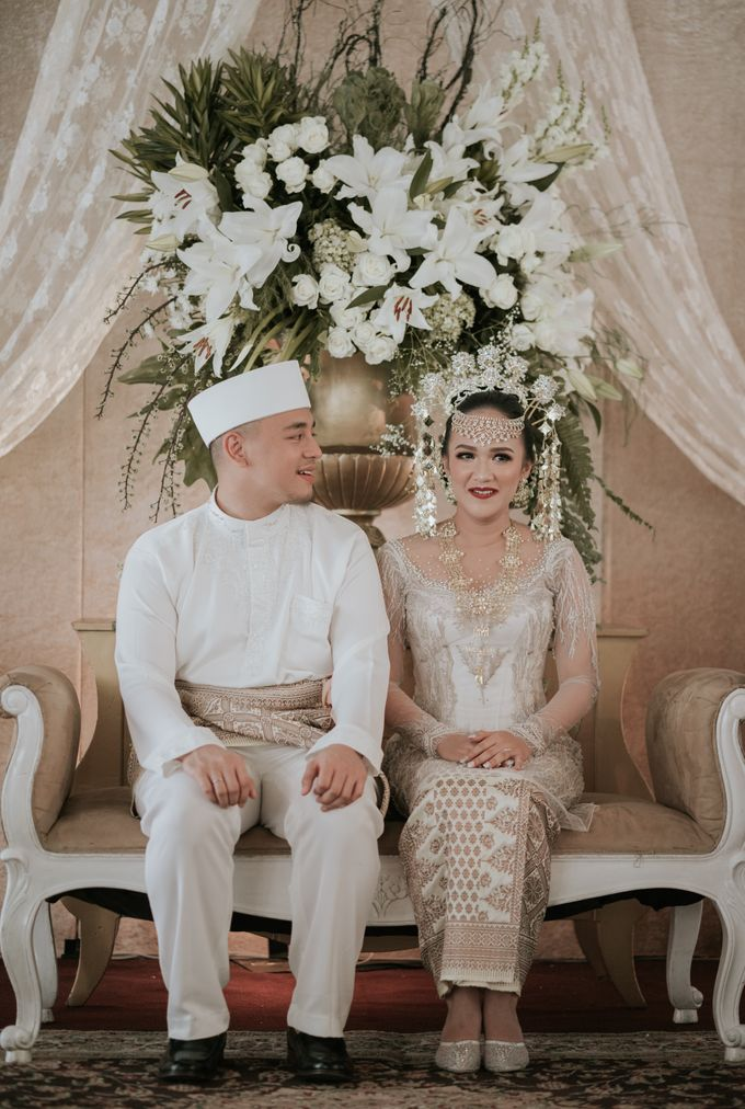 Wedding of Widya & Dimmo by Minity Catering - 012