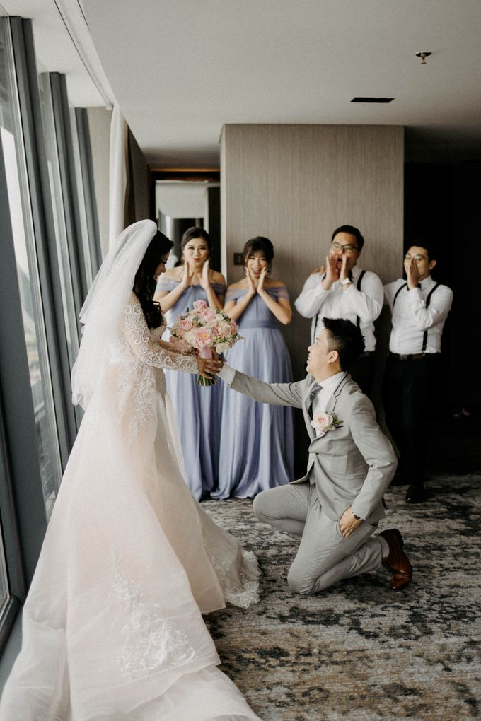 Wedding Day of Yanto & Marcella by KIN Moments - 032