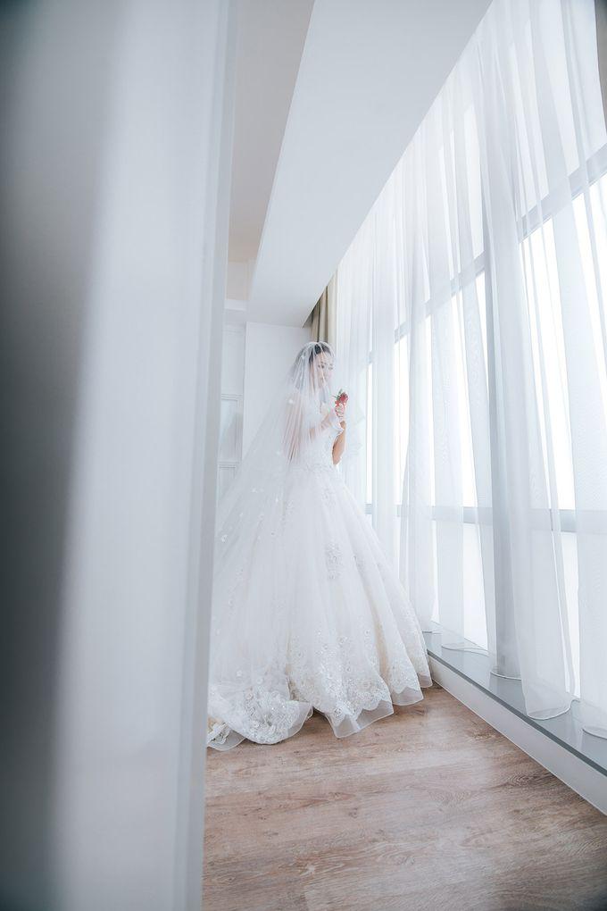 Beauty Shoot Session of Nana & Hendri Wedding at Sun City by: Gofotovideo by GoFotoVideo - 005