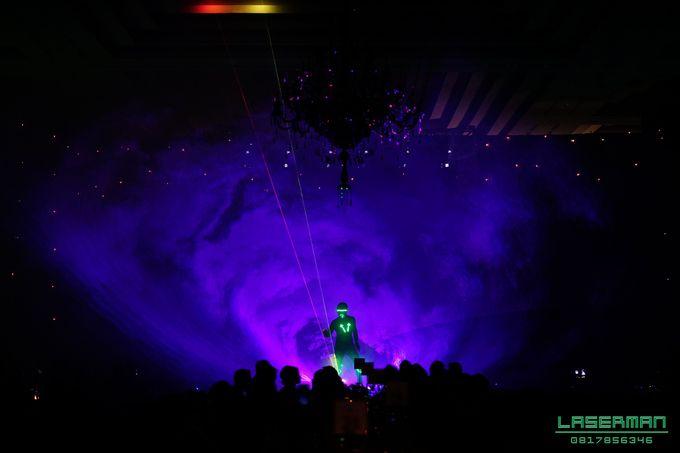 laserman indonesia l lasermanjakarta l laserman show for exquisite awards l Kempinski hotel by Laserman show - 015