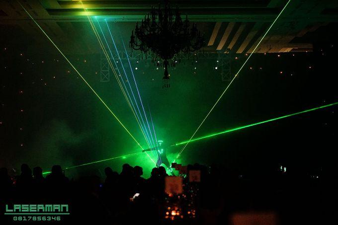 laserman indonesia l lasermanjakarta l laserman show for exquisite awards l Kempinski hotel by Hotel Indonesia Kempinski Jakarta - 004