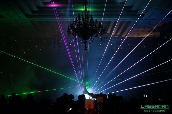 laserman indonesia l lasermanjakarta l laserman show for exquisite awards l Kempinski hotel by Laserman show - 011