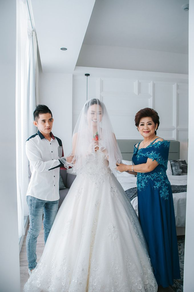 Beauty Shoot Session of Nana & Hendri Wedding at Sun City by: Gofotovideo by GoFotoVideo - 032