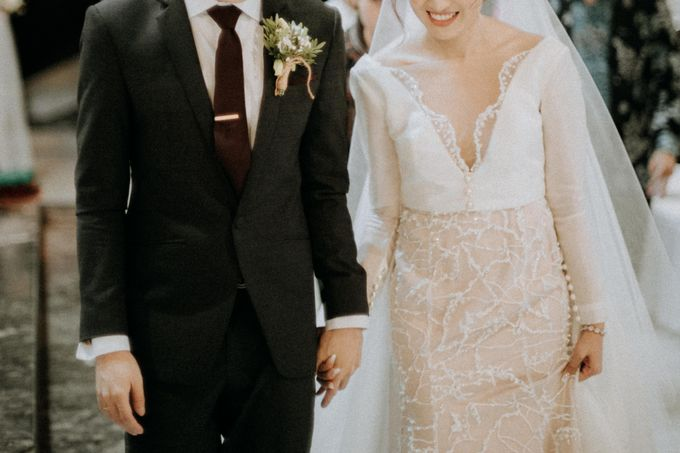 Ryan & Feli Wedding day by Keyva Photography - 019