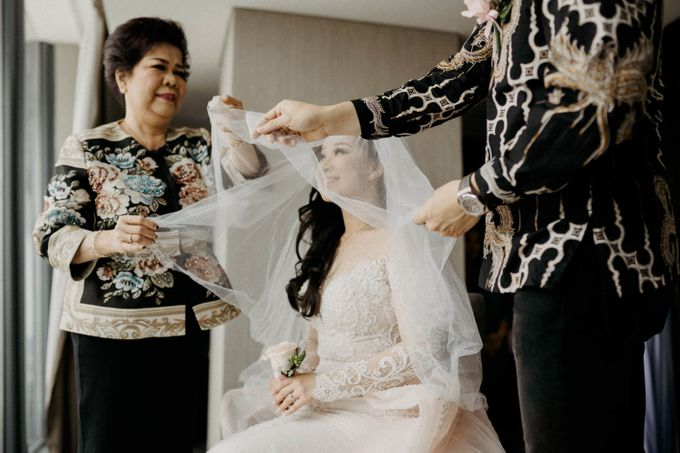 Wedding Day of Yanto & Marcella by KIN Moments - 022