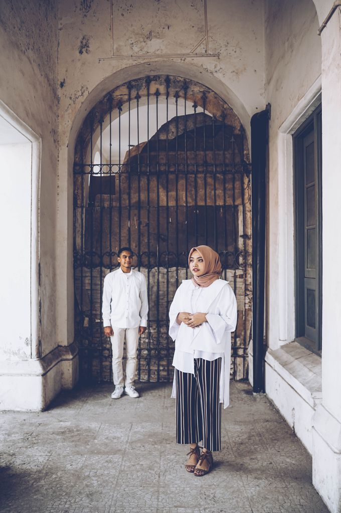 PREWEDDING OF SALSA AND RECKY by Ozul Photography - 001