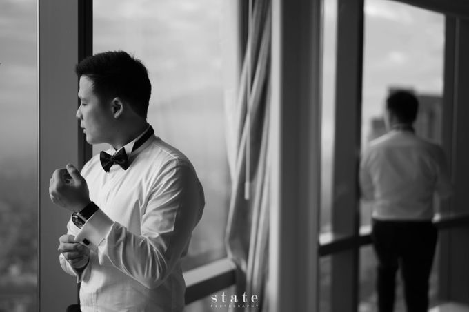 Wedding - Michael & Devina Part 01 by State Photography - 020
