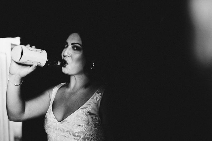 Wedding of  Jenna & Marten by Mata Zoe - 007