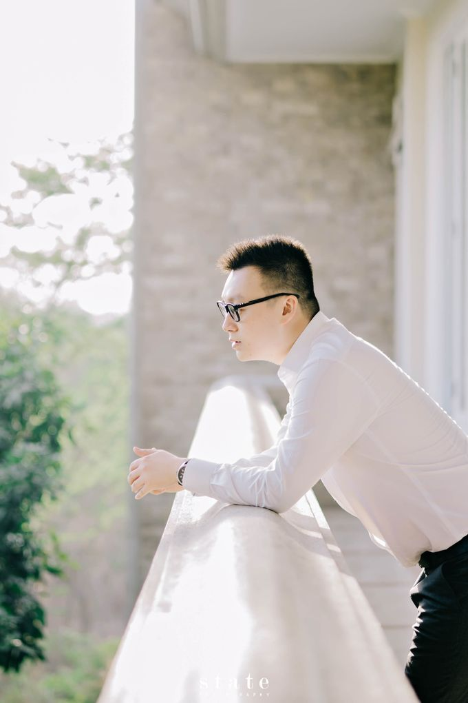 Wedding - Andy & Felita by State Photography - 019