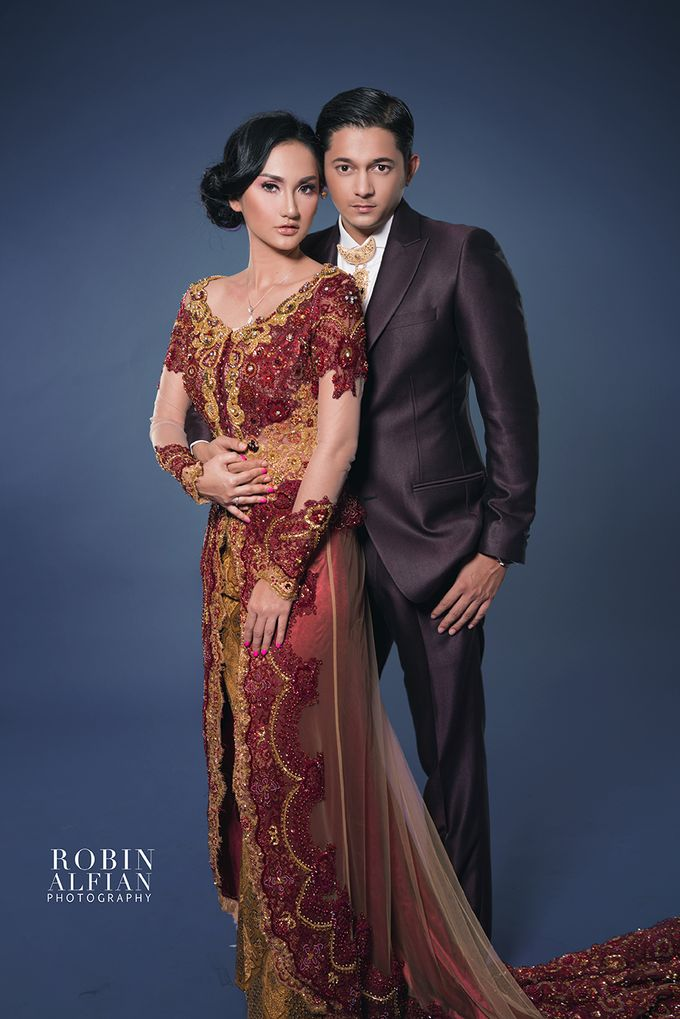 Andrew Andika And Tengku Dewi Putri by Robin Alfian Photography - 002