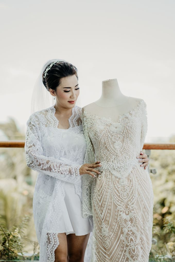 The Wedding of Hendrik & Mega by bridestore indonesia - 004