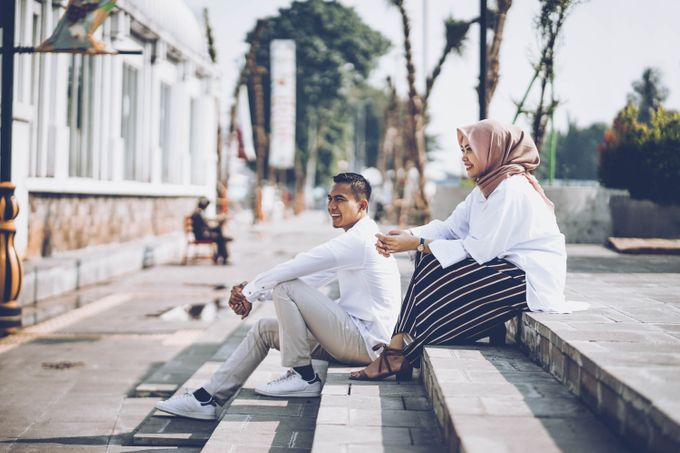 PREWEDDING OF SALSA AND RECKY by Ozul Photography - 003