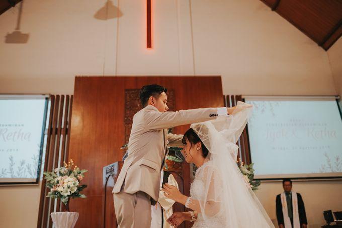 Wedding of Margaretha & Purwo Adi by Ariel Photography - 018