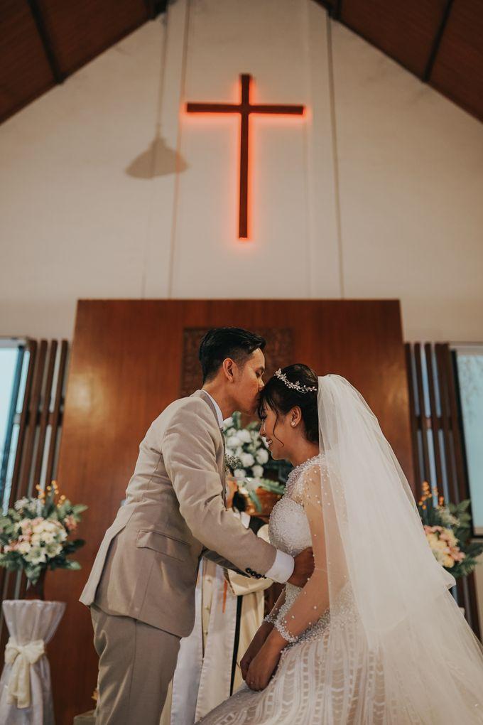 Wedding of Margaretha & Purwo Adi by Ariel Photography - 019