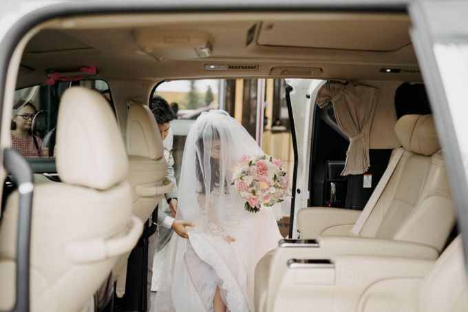 Wedding Day of Yanto & Marcella by KIN Moments - 033