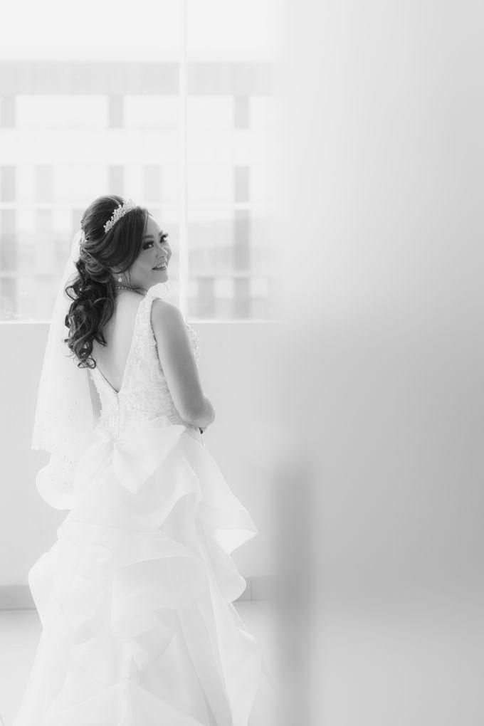 Intimate wedding chandra & lyana by Oscar Organizer - 002