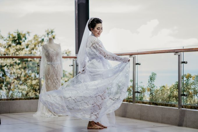 The Wedding of Hendrik & Mega by bridestore indonesia - 007