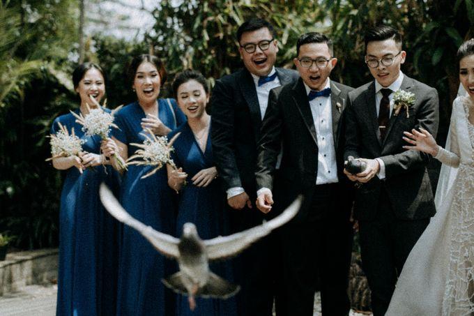 Ryan & Feli Wedding day by Keyva Photography - 020