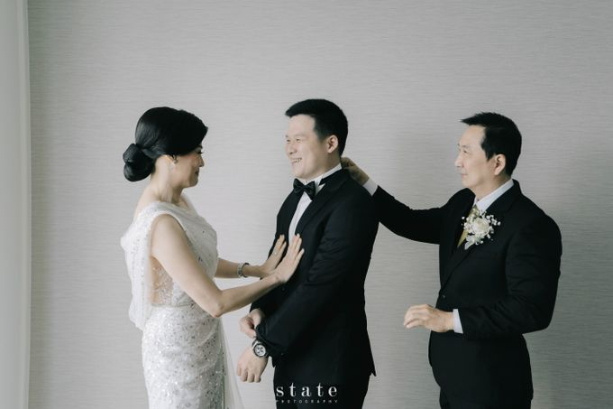 Wedding - Michael & Devina Part 01 by State Photography - 026