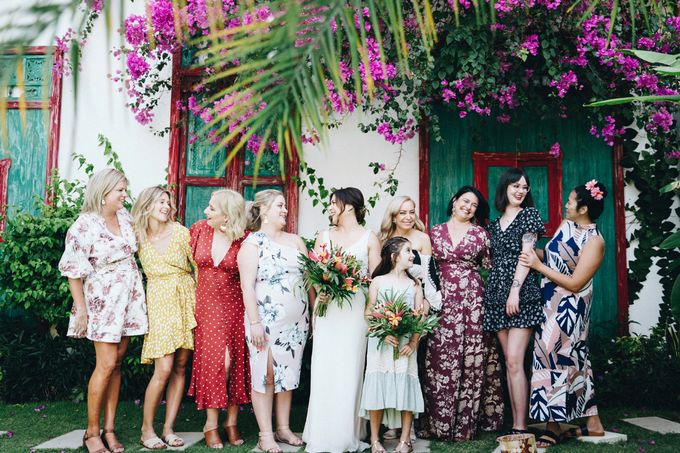 Wedding of  Jenna & Marten by Mata Zoe - 010