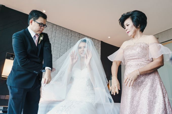 The Wedding of  Budi & Yola by Laurent Agustine by LOTA - 009