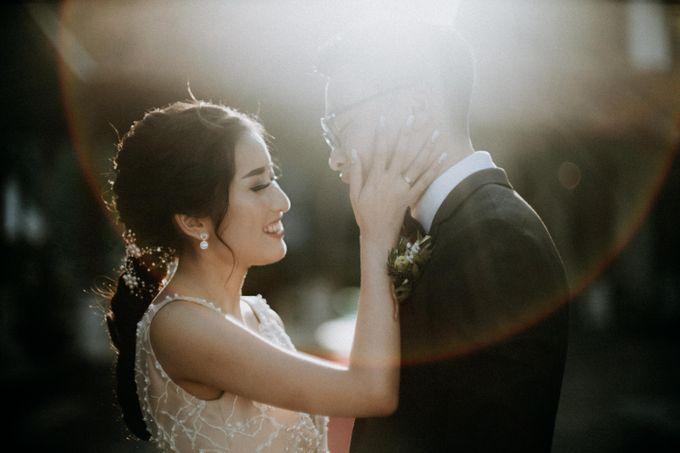 Ryan & Feli Wedding day by Keyva Photography - 021