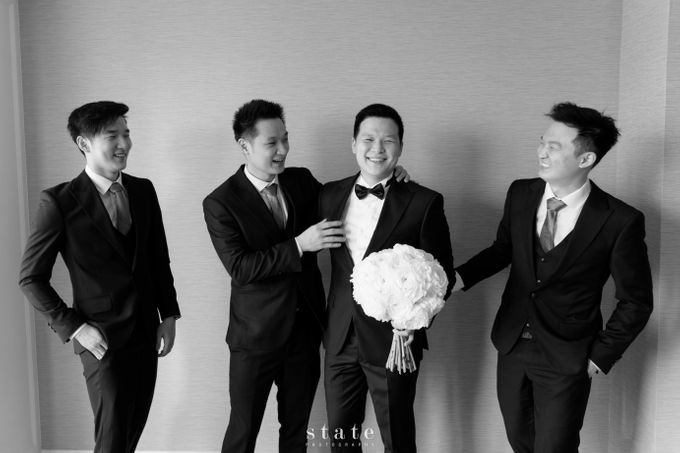 Wedding - Michael & Devina Part 01 by State Photography - 027