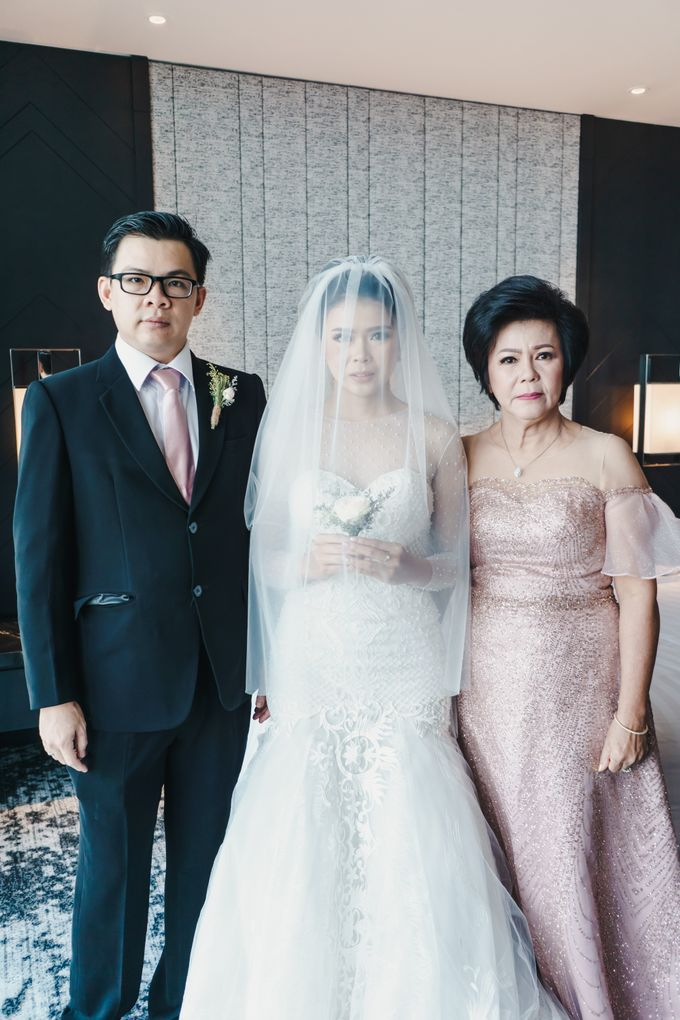 The Wedding of  Budi & Yola by Laurent Agustine by LOTA - 012