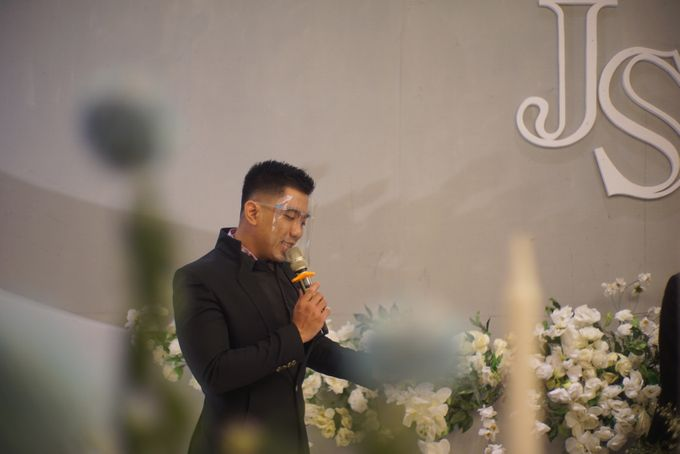 Wedding Simulation at Java Paragon by Aldo Adela MC & Magician - 003