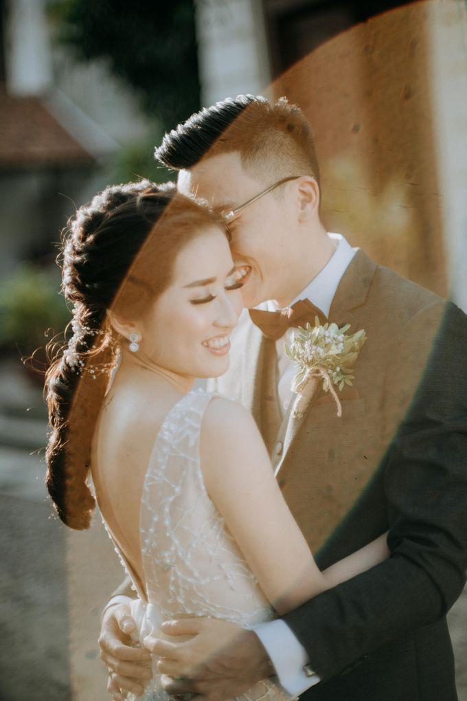 Ryan & Feli Wedding day by Keyva Photography - 022