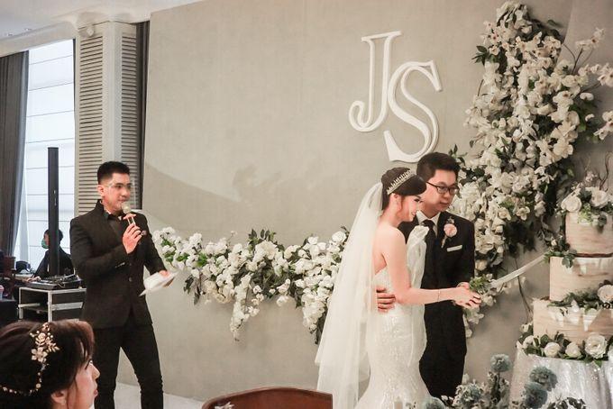 Wedding Simulation at Java Paragon by Aldo Adela MC & Magician - 002