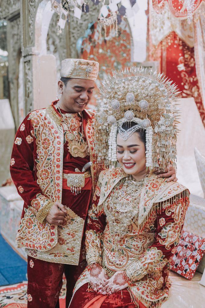 Dyah & Azhari by Simple Wedding Organizer - 008