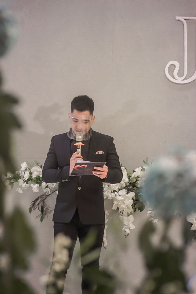 Wedding Simulation at Java Paragon by Aldo Adela MC & Magician - 004