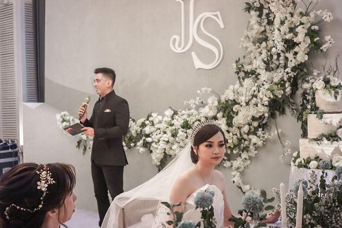Wedding Simulation at Java Paragon by Aldo Adela MC & Magician - 001