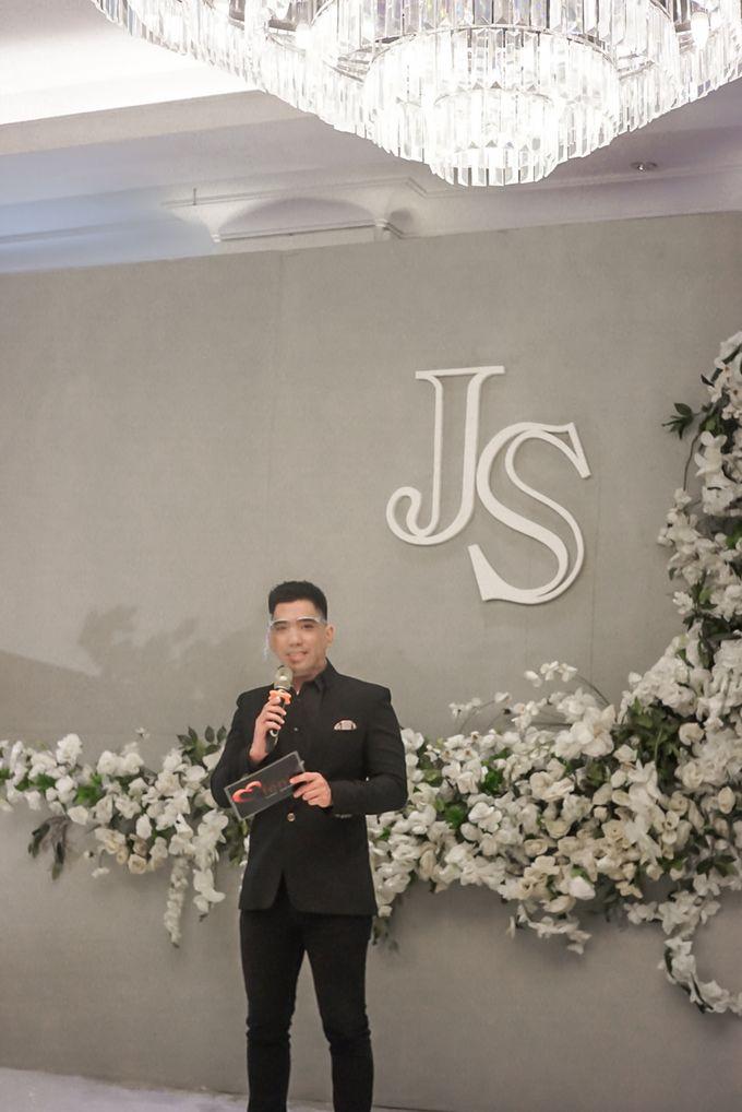 Wedding Simulation at Java Paragon by Aldo Adela MC & Magician - 005