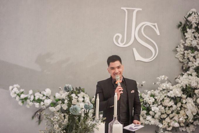 Wedding Simulation at Java Paragon by Aldo Adela MC & Magician - 006