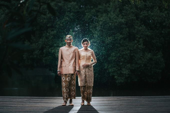 Kamelina & Adhit Prewedding at Pantai Indah Kapuk by GoFotoVideo - 018