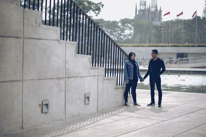 PREWEDDING OF SALSA AND RECKY by Ozul Photography - 026