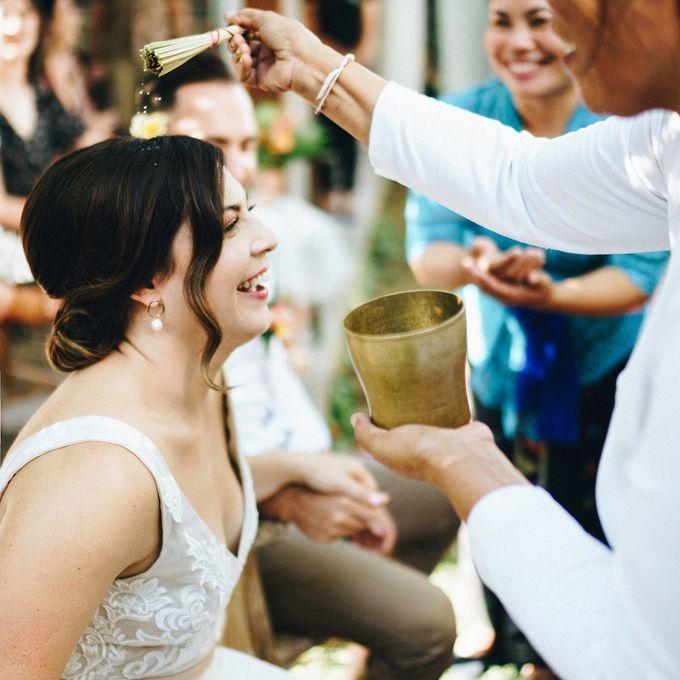 Wedding of  Jenna & Marten by Mata Zoe - 014
