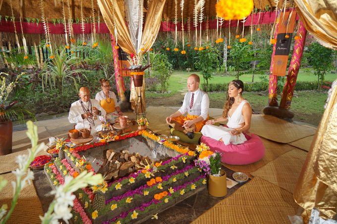 Renewal Vow Matt & Keri by Fivelements Bali Retreat - 002